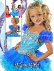 2014 Ritzee Girls Little Girl Pageant Dress Style WPDR037