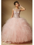 Discount 2015 Summer Elegant Sweetheart Quinceanera Dresses with Beading MERL001