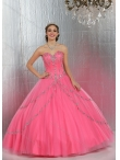 Discount On Sale Summer Pretty Quinceanera Dresses with Beading DIVC009