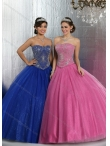 Discount Affordable Ball Gown and Beaded On Sale Summer DaVinci Sweet 16 Dresses DIVC003