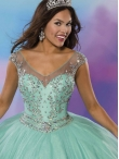 images/v/20160112/perfect-see-through-v-neck-cap-sleeves-quinceanera-dress-with-beading-msry035-1.jpg